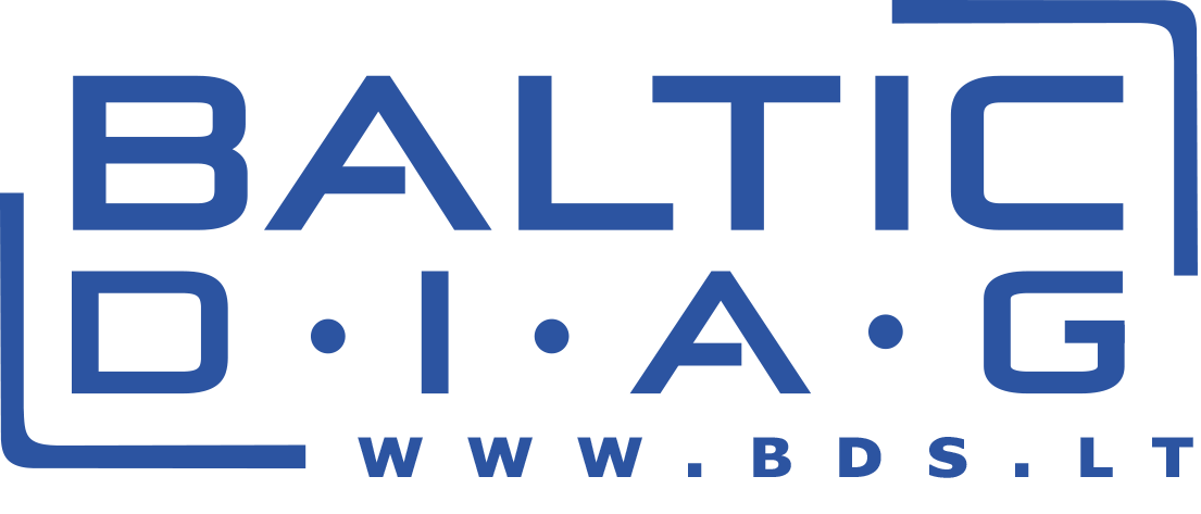 Įmonės Baltic Diagnostic Service, UAB logotipas