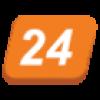Įmonės epadangos24.lt logotipas