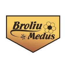 Įmonės broliumedus.lt logotipas