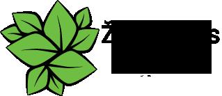 Įmonės zydinciossienos.lt logotipas