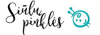 Įmonės Siūlų Pinklės logotipas