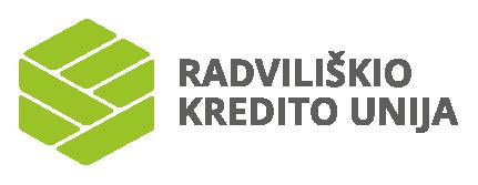 Įmonės RADVILIŠKIO KREDITO UNIJA logotipas